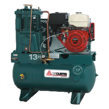 FS-Curtis-CA-Series-Gas-Driven air compressor
